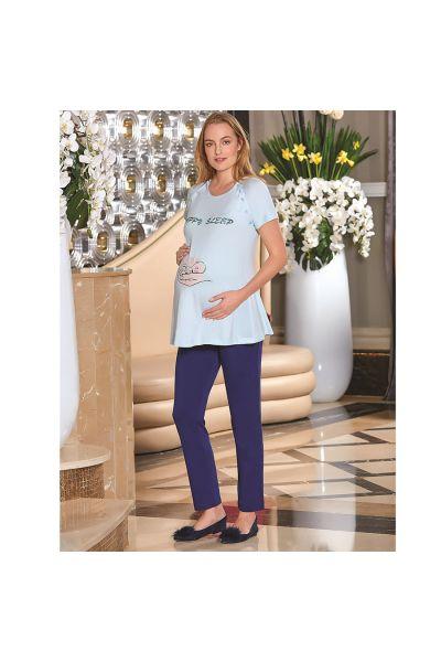 Πυτζάμα Εγκυμοσύνης Berrak