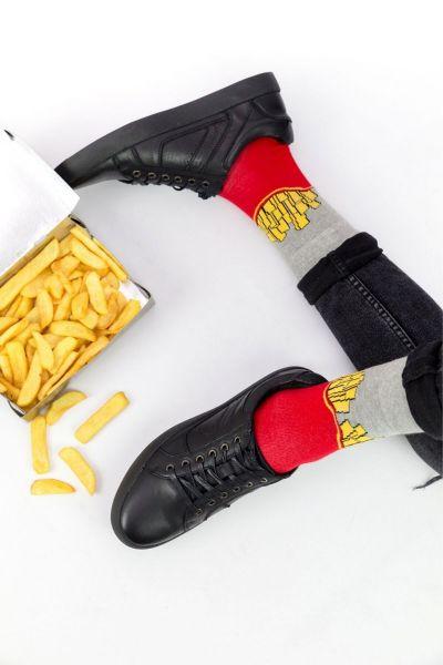 Ανδρικές - Εφηβικές Fashion Κάλτσες Crazy Socks G. FRIES