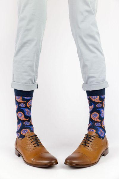 Ανδρικές - Εφηβικές Fashion Κάλτσες Crazy Socks TRIBAL I