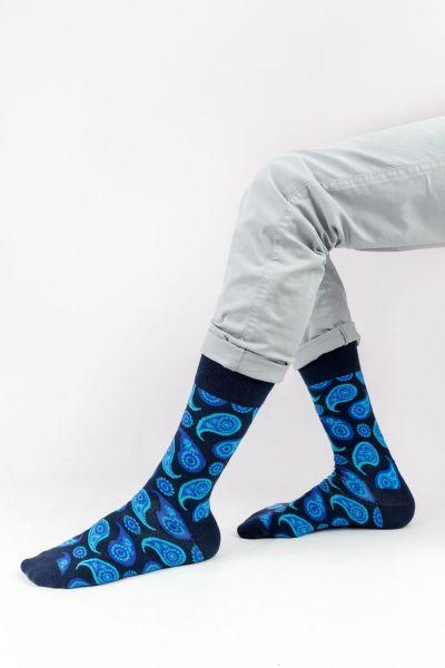 Ανδρικές - Εφηβικές Fashion Κάλτσες Crazy Socks TRIBAL II