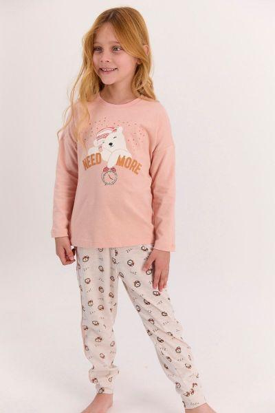 Παιδική πιτζάμα για κορίτσι  Arnetta NEED MORE