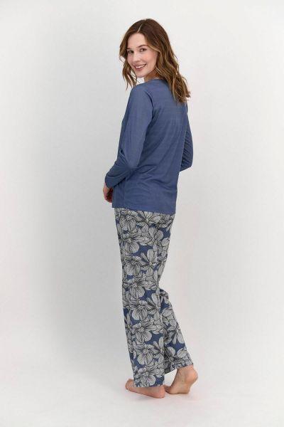 Γυναικεία plus size πιτζάμα