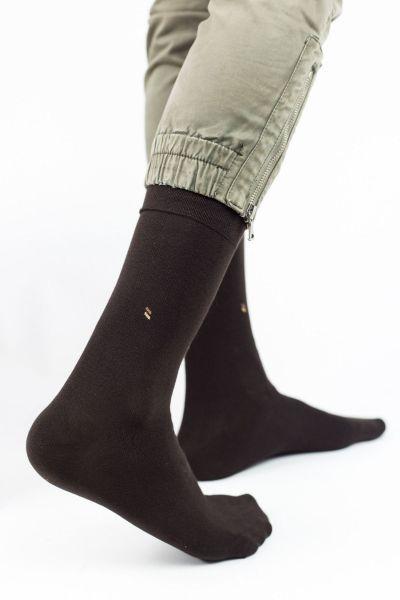 Ανδρικές Κλασσικές Κάλτσες Bamboo Design JONAS 2 Ζευγάρια