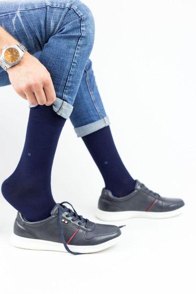 Ανδρικές Κλασσικές Κάλτσες Bamboo Design JONES 2 Ζευγάρια