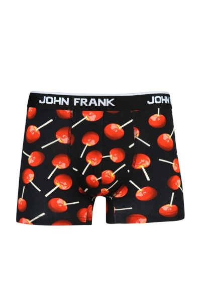 Ανδρικό Boxer John Frank APPLE CANDY