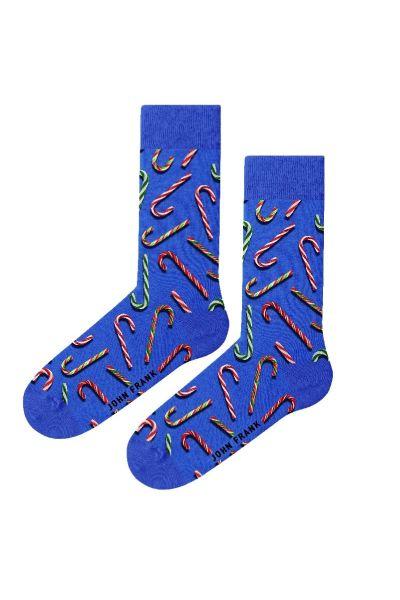 Γυναικείες Fashion Κάλτσες John Frank CANDY - Christmas Edition