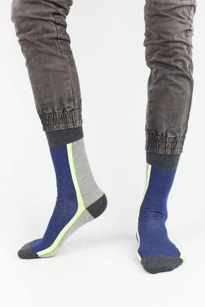 Ανδρικές Casual Κάλτσες John Frank BORDER