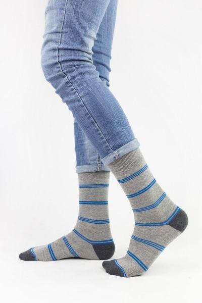 Ανδρικές Casual Κάλτσες John Frank LINES
