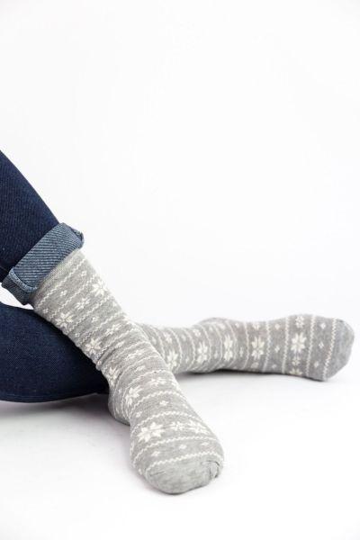Γυναικείες Casual Κάλτσες Pamela FLOWER