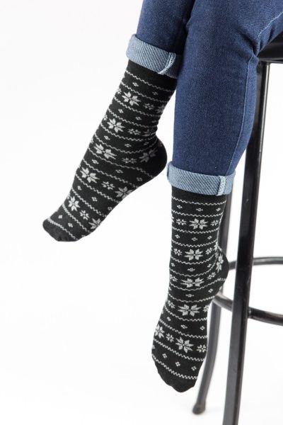 Γυναικείες Casual Κάλτσες Pamela FLOWER IV