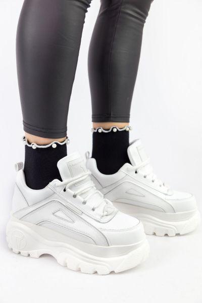 Γυναικείες Casual Κάλτσες Pamela OYSTER I