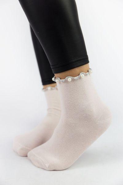 Γυναικείες Casual Κάλτσες Pamela OYSTER IV