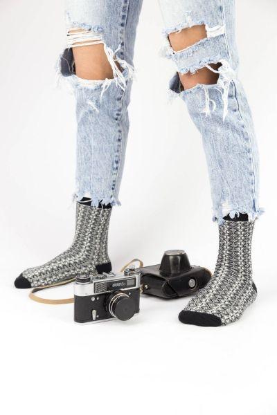 Γυναικείες Casual κάλτσες Pamela RHOMPUS III
