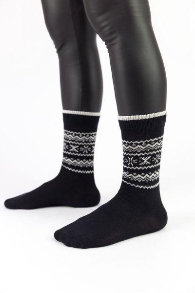 Γυναικείες Casual κάλτσες Pamela SNOWFLAKE