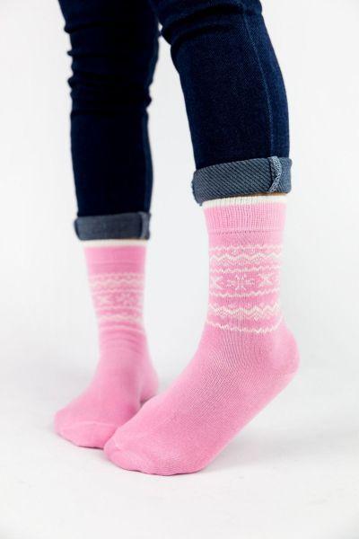 Γυναικείες Casual κάλτσες Pamela SNOWFLAKE I