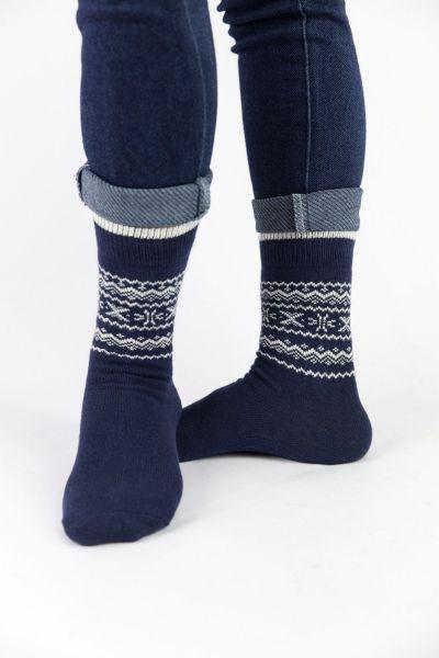 Γυναικείες Casual κάλτσες Pamela SNOWFLAKE II