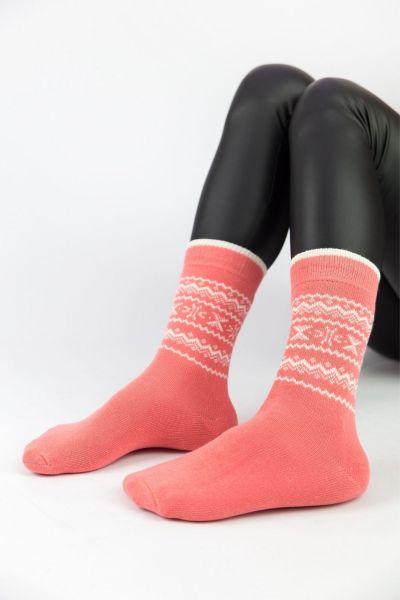 Γυναικείες Casual κάλτσες Pamela SNOWFLAKE III