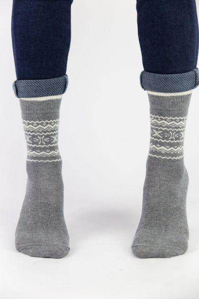 Γυναικείες Casual κάλτσες Pamela SNOWFLAKE IV