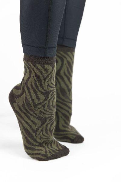 Γυναικείες Casual Κάλτσες Pamela ZEBRA I