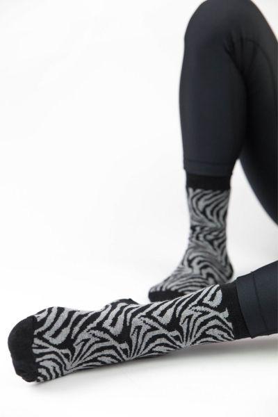 Casual Κάλτσες Pamela ZEBRA IV