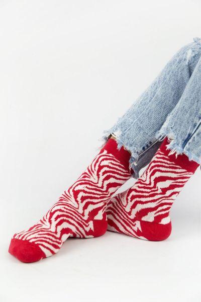 Casual Κάλτσες Pamela ZEBRA V