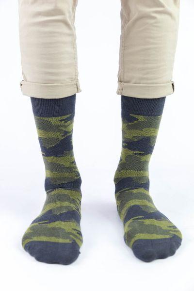 Ανδρικές Casual Κάλτσες Trendy ARMY