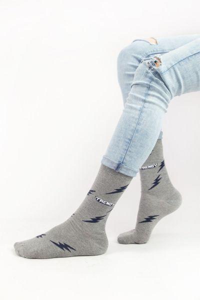 Ανδρικές Casual Κάλτσες Trendy BOWIE I