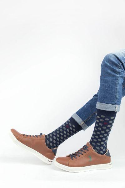 Ανδρικές Casual Κάλτσες Trendy DIFFERENCE