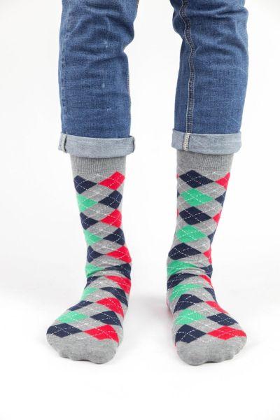 Ανδρικές Casual Κάλτσες Trendy DONALD II