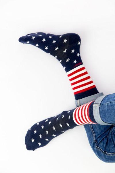 Ανδρικές Casual Κάλτσες Trendy ENGLAND I