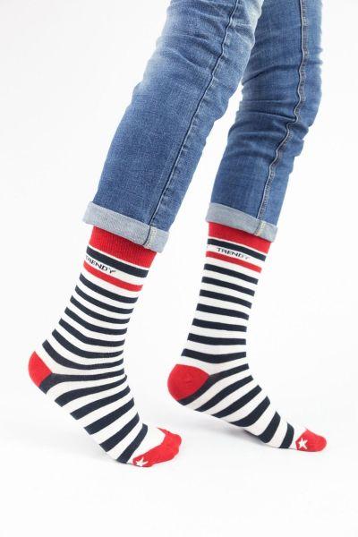 Ανδρικές Casual Κάλτσες Trendy MINI STAR