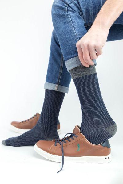 Ανδρικές Casual Κάλτσες Trendy TERRY