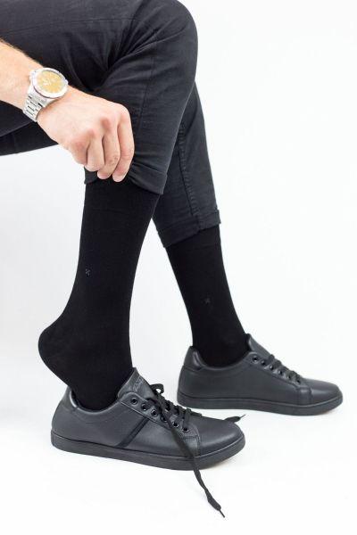 Ανδρικές Classic Κάλτσες Bamboo Design JORDAN 2 ζευγάρια