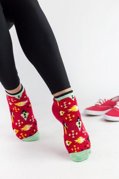 Γυναικεία Κάλτσες Σοσόνια Crazy Socks ROTTER