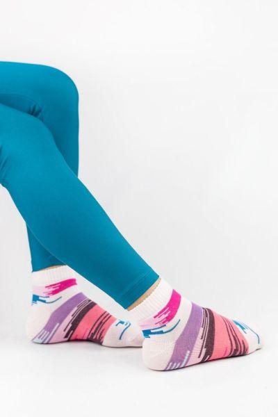Γυναικείες ημίκοντες κάλτσες Design ABSTRACT