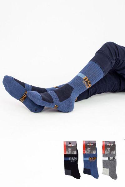 Παιδικές κάλτσες για αγόρι Design SPORT II 3 ζευγάρια