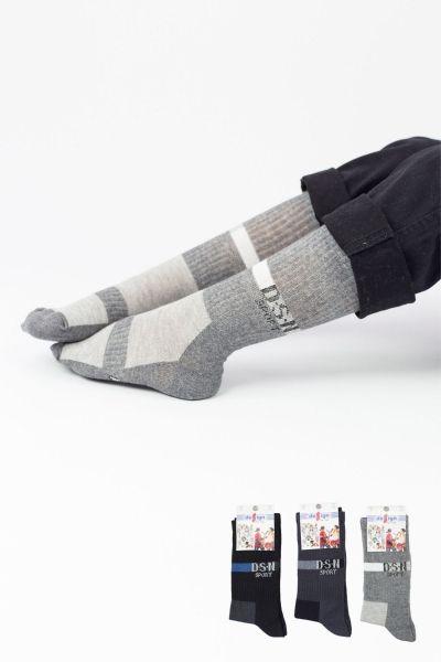 Παιδικές κάλτσες για αγόρι Design SPORTY I 3 ζευγάρια
