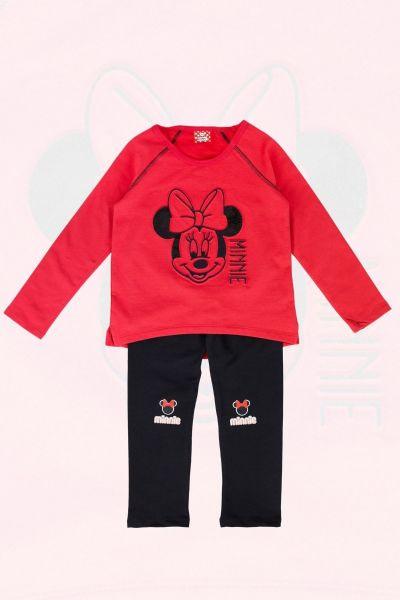 Παιδική χειμωνιάτικη πιτζάμα Disney MINNIE ILLUSION