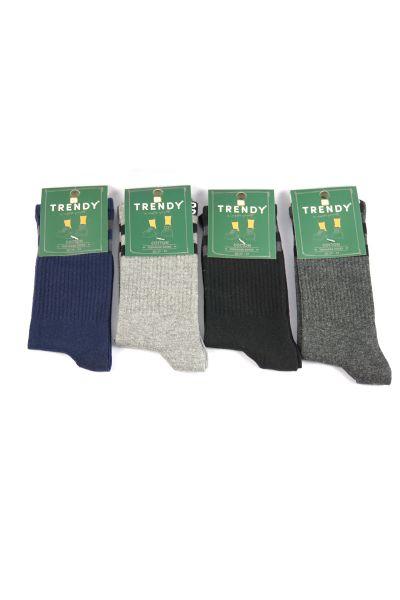 Αθλητικές κάλτσες Trendy 4 τμχ.