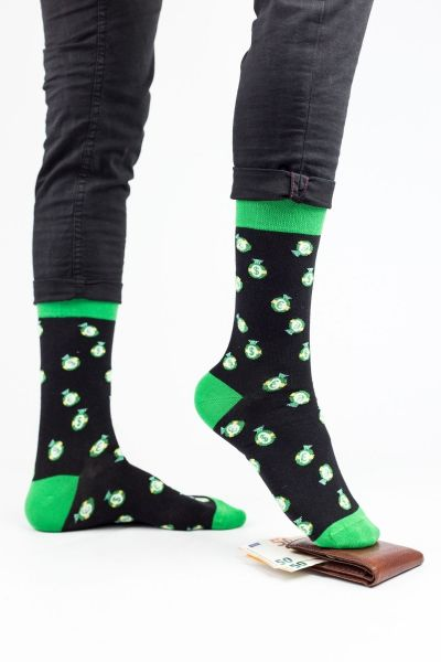 Ανδρικές Fashion Κάλτσες Cotbox RICHMAN
