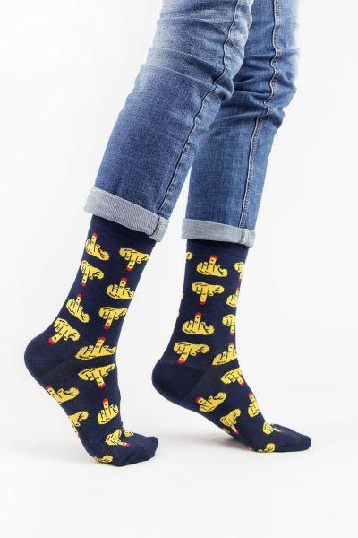 Ανδρικές Fashion Κάλτσες Cotbox SUC U