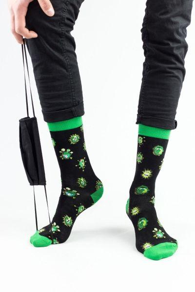 Ανδρικές Fashion Κάλτσες Cotbox VIRUS