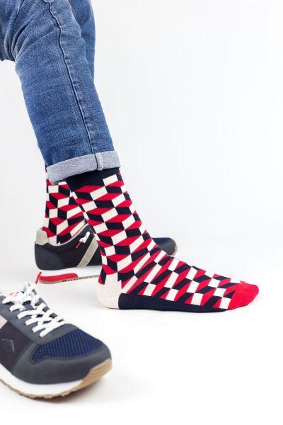Ανδρικές Fashion Κάλτσες Crazy Socks 3D