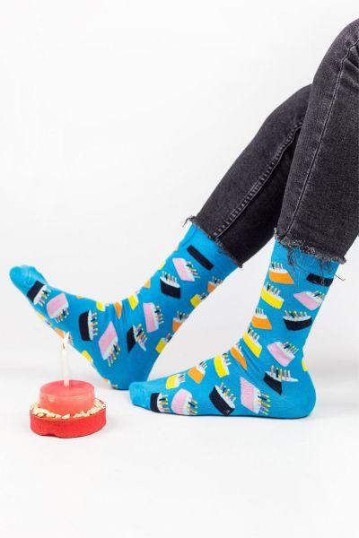 Ανδρικές Fashion Κάλτσες Crazy Socks B. CAKE