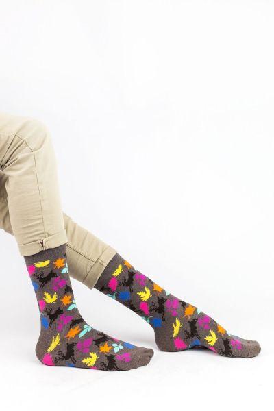 Ανδρικές Fashion Κάλτσες Crazy Socks FALL