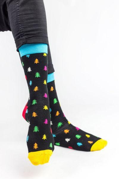 Ανδρικές Fashion Κάλτσες Crazy Socks FIR