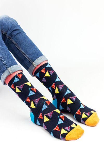 Ανδρικές Fashion Κάλτσες Crazy Socks PARTY