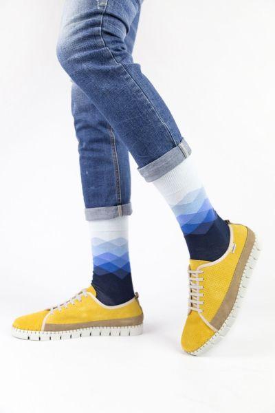 Ανδρικές Εφηβικές Fashion Κάλτσες Crazy Socks SEA