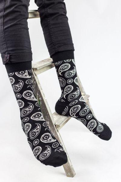 Ανδρικές Fashion Κάλτσες Crazy Socks TRIBAL III