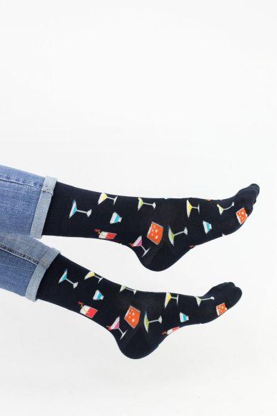 Ανδρικές Fashion Κάλτσες John Frank DRINKS